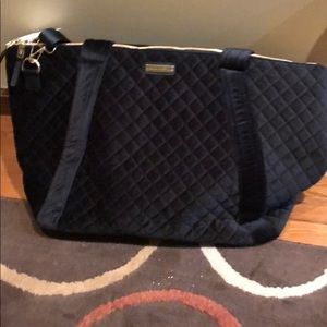 Adrienne vittadini quilted duffle